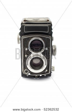 Old Vintage Analog Camera