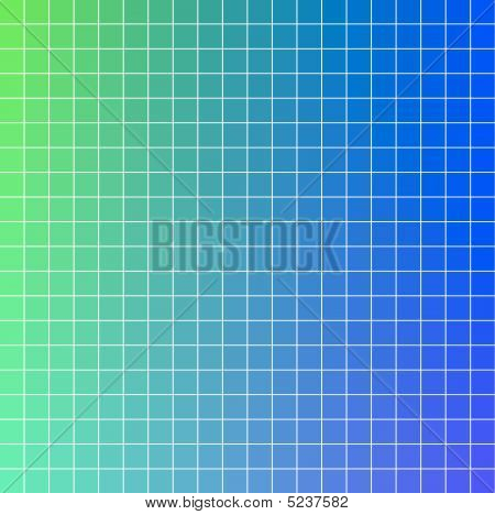 Multicolored Square Mosaic Background