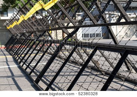 Riot Barriers