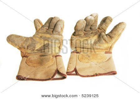 Grunge Gloves