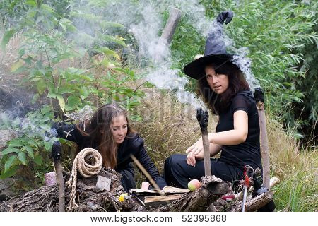 Witches Conjure