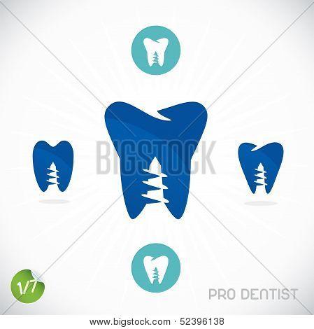 Dentist Symbols