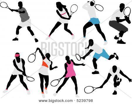 Tenis Players