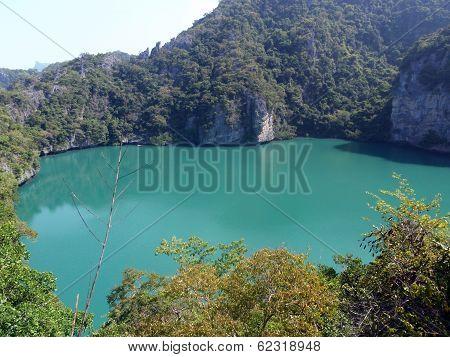 Mu Koh Ang Thong Marine National Park