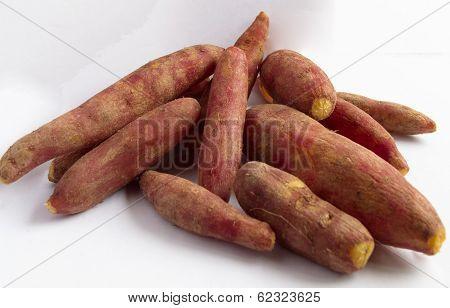 Red Yams (sweet Potatoes)