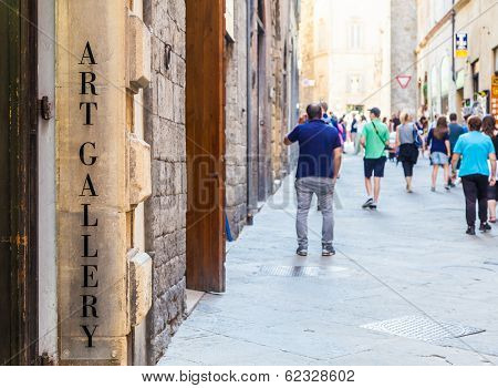 Turism In Italy