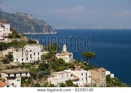 Picturesque Amalfi Coast