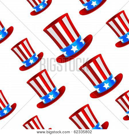 Uncle Sam hat background