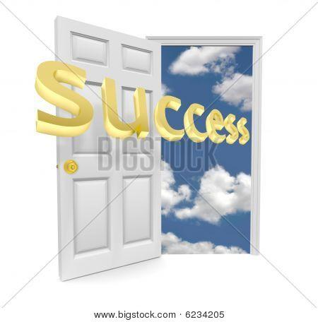 The Door To Opportunity - Success
