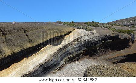 Mount Teide Rock Formation