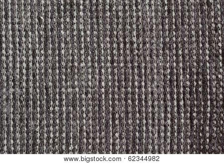 Shiny Gray Strings