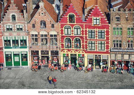 Bruges City Center, Belgium