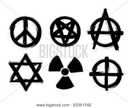 set of symbols
