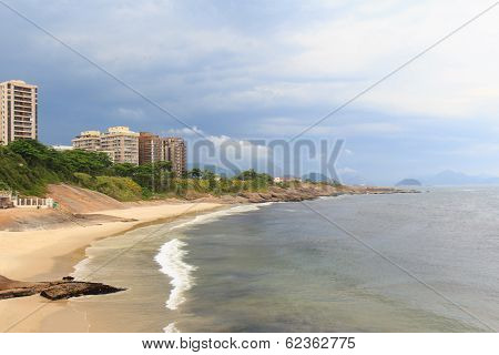 Beach, Arpoador, Rio De Janeiro