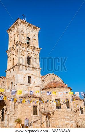 Ayious Lazarus Church, Larnaca, Cyprus