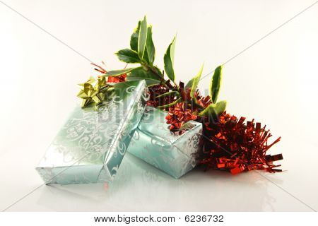 Gifts And Holly