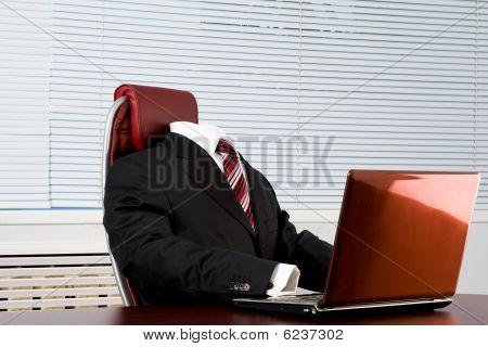 Absent Boss