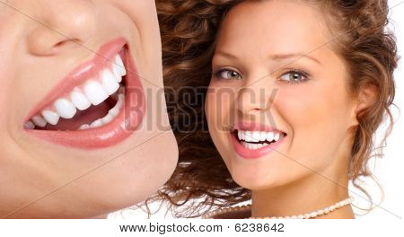 Woman Mouth