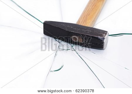 Hammer And Glass