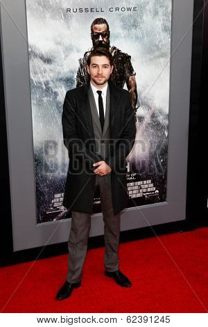 NEW YORK-MAR 26: Actor Roberto Aguire attends the premiere of