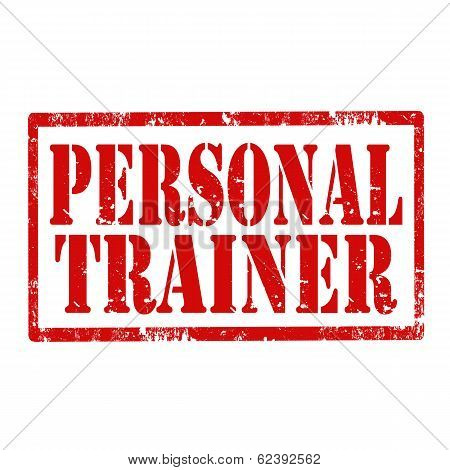 Personal Trainer-stamp