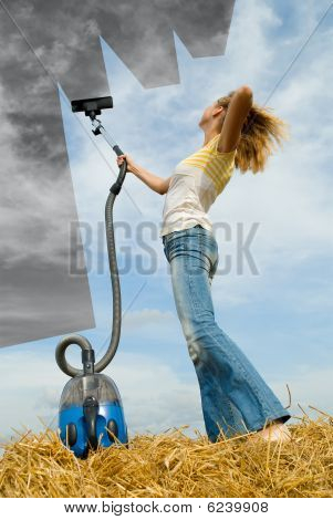 Cleaning Of The Sky