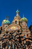 pic of cupola  - Cupola of the Church of the Savior on Blood - JPG