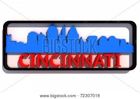 Cincinnati USA logo