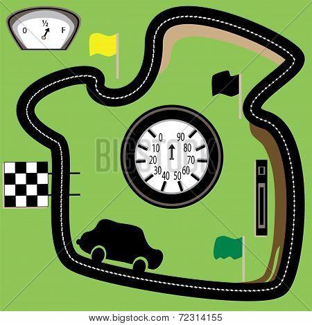 Race Circurt.
