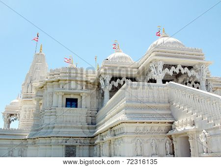 Toronto Mandir The Carved Marble 2008