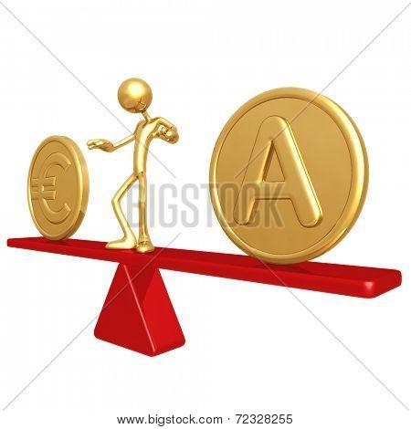 Amero Euro Balance