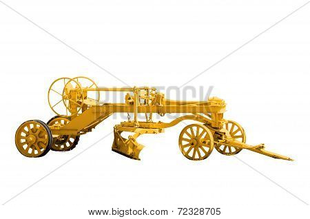 Antique Road Grader