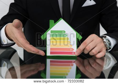 Presenting Energy Efficient House