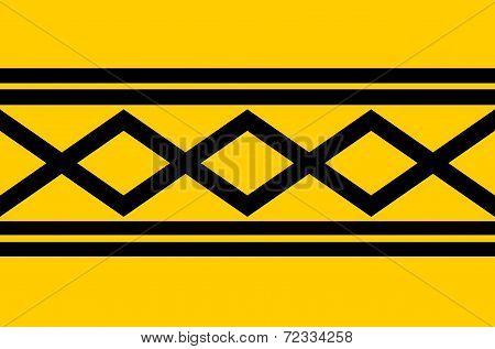 West Midlands Flag
