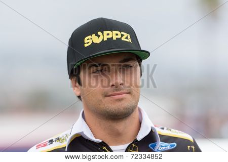 Nelson Piquet Jr Rally Driver
