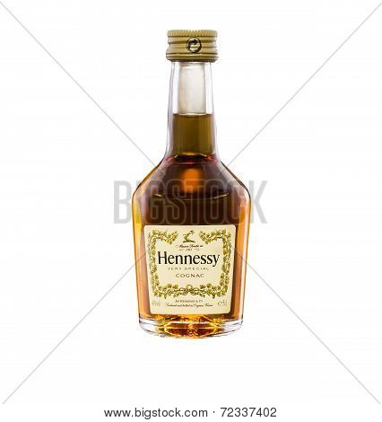 Miniature Bottle Of Hennessy Cognac Vs