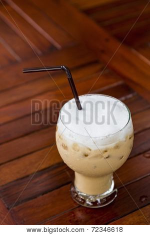 Ice Cold Cappuccino
