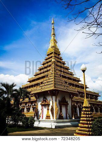 Nine Story Stupa