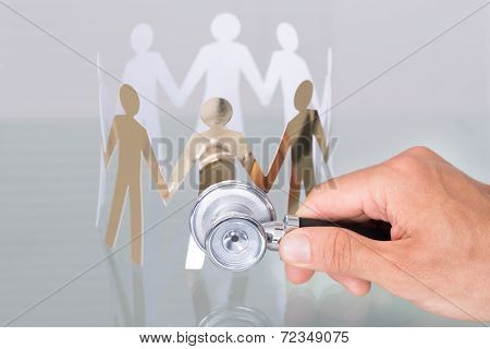 People Healthcare Concept
