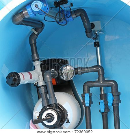 Swimming Pool Plumbing