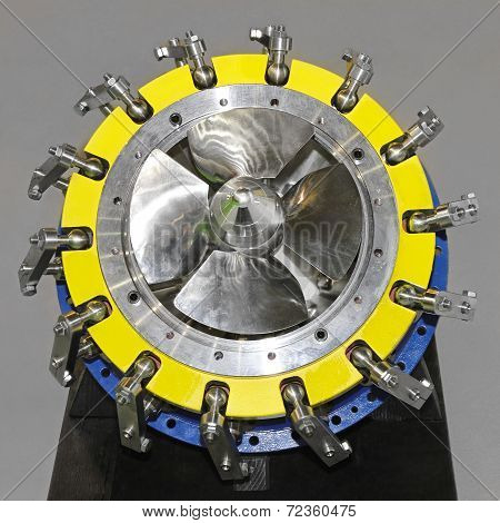 Pipe Turbine