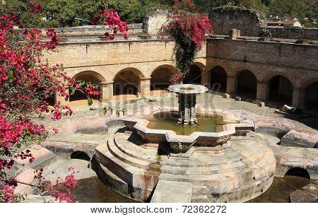 La Merced monastery and convent, Antigua Guatemala