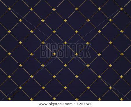 Nautical blue pattern