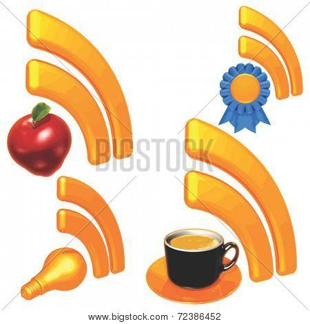 RSS Icon Set