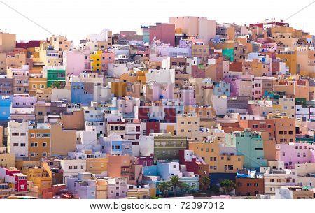 Las Plamas De Gran Canaria, Ciudad Alta