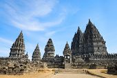 foto of hindu  - Candi Prambanan or Candi Rara Jonggrang is a 9th - JPG