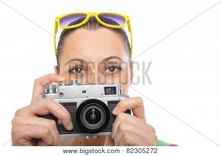 Pretty Woman Photographer