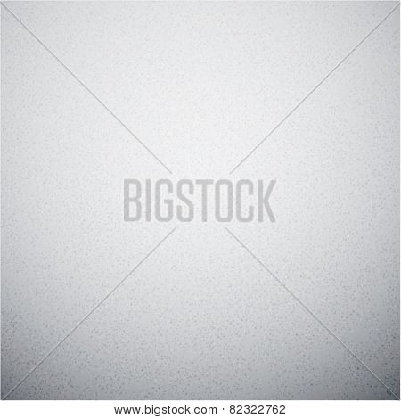 Realistic grey noisy texture pattern. Vector grain illustration.