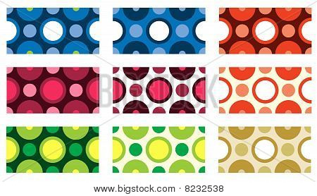 Retro Background Patterns