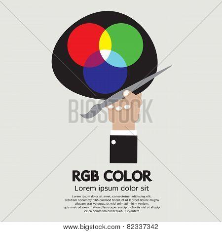 Rgb Color Palette.